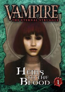 Heirs to the Blood 1