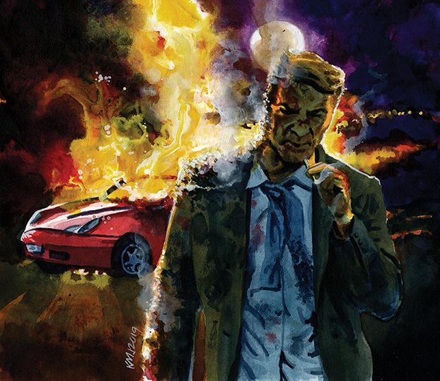 Freak-Drive VTES Ken Meyer Jr
