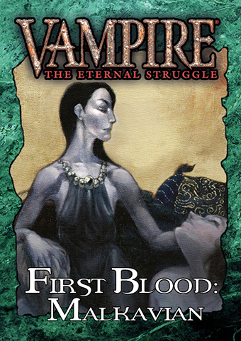 First Blood Malkavian