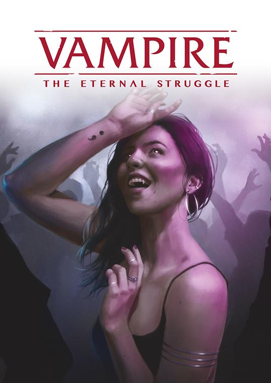 VTES Fifth Edition Malkavian